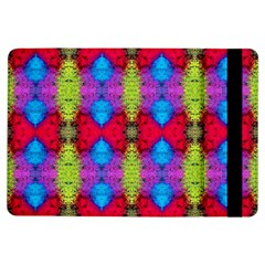 Colorful Painting Goa Pattern Ipad Air Flip by Costasonlineshop