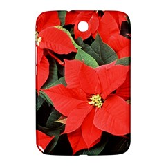 Poinsettia Samsung Galaxy Note 8 0 N5100 Hardshell Case  by trendistuff