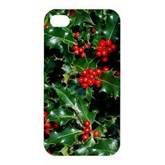 Holly 2 Apple Iphone 4/4s Premium Hardshell Case by trendistuff