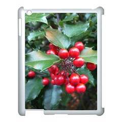 Holly 1 Apple Ipad 3/4 Case (white) by trendistuff