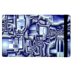 Reflective Illusion 01 Apple Ipad 2 Flip Case by MoreColorsinLife