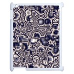 Reflective Illusion 04 Apple iPad 2 Case (White) Front
