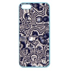 Reflective Illusion 04 Apple Seamless Iphone 5 Case (color) by MoreColorsinLife