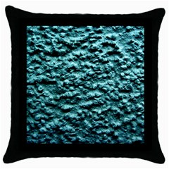 Green Metallic Background, Throw Pillow Cases (black) by Costasonlineshop