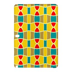 Colorful Chains Pattern			samsung Galaxy Tab Pro 12 2 Hardshell Case by LalyLauraFLM