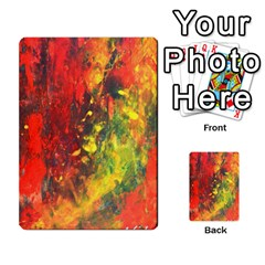Wild Multi Purpose Cards (rectangle)  by timelessartoncanvas
