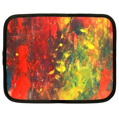 Wild Netbook Case (large) by timelessartoncanvas