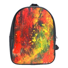 Wild School Bags (xl)  by timelessartoncanvas