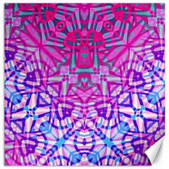Ethnic Tribal Pattern G327 Canvas 20  X 20   by MedusArt