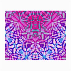 Ethnic Tribal Pattern G327 Small Glasses Cloth (2 Side) by MedusArt