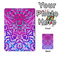 Ethnic Tribal Pattern G327 Multi Purpose Cards (rectangle)  by MedusArt