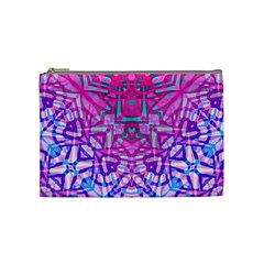 Ethnic Tribal Pattern G327 Cosmetic Bag (medium)  by MedusArt