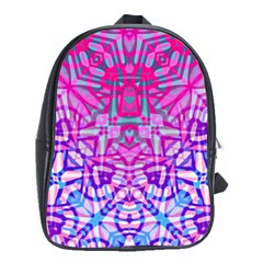 Ethnic Tribal Pattern G327 School Bags(large)  by MedusArt