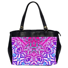 Ethnic Tribal Pattern G327 Office Handbags (2 Sides)  by MedusArt