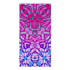 Ethnic Tribal Pattern G327 Shower Curtain 36  X 72  (stall)  by MedusArt