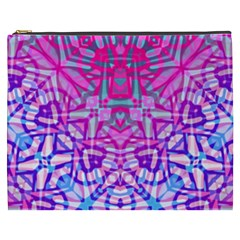 Ethnic Tribal Pattern G327 Cosmetic Bag (xxxl)  by MedusArt