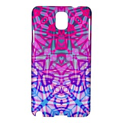 Ethnic Tribal Pattern G327 Samsung Galaxy Note 3 N9005 Hardshell Case by MedusArt