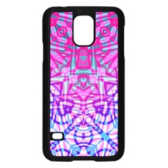 Ethnic Tribal Pattern G327 Samsung Galaxy S5 Case (black) by MedusArt