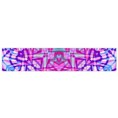 Ethnic Tribal Pattern G327 Flano Scarf (small)  by MedusArt