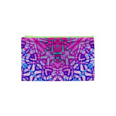 Ethnic Tribal Pattern G327 Cosmetic Bag (xs) by MedusArt