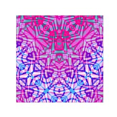 Ethnic Tribal Pattern G327 Small Satin Scarf (square)  by MedusArt