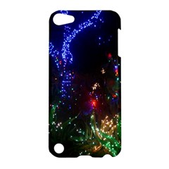 Christmas Lights 2 Apple Ipod Touch 5 Hardshell Case by trendistuff
