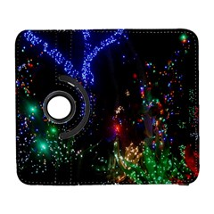 Christmas Lights 2 Samsung Galaxy S  Iii Flip 360 Case by trendistuff