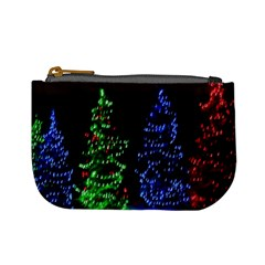 Christmas Lights 1 Mini Coin Purses