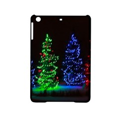 Christmas Lights 1 Ipad Mini 2 Hardshell Cases by trendistuff