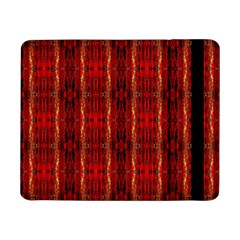 Red Gold, Old Oriental Pattern Samsung Galaxy Tab Pro 8 4  Flip Case by Costasonlineshop