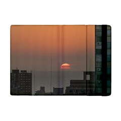 Aerial View Of Sunset At The River In Montevideo Uruguay Ipad Mini 2 Flip Cases by dflcprints