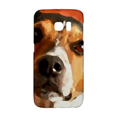 Jack Russell Terrier Galaxy S6 Edge by Rowdyjrt