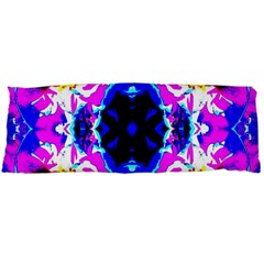 Animal Design Abstract Blue, Pink, Black Body Pillow Cases (dakimakura)  by Costasonlineshop