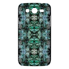 Green Black Gothic Pattern Samsung Galaxy Mega 5 8 I9152 Hardshell Case  by Costasonlineshop
