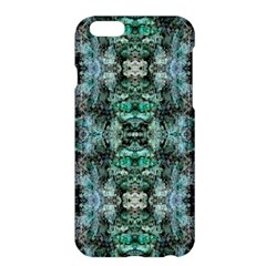Green Black Gothic Pattern Apple Iphone 6 Plus/6s Plus Hardshell Case by Costasonlineshop