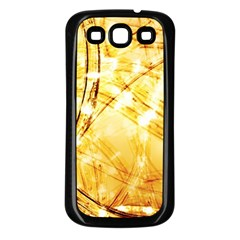 Light Speed Samsung Galaxy S3 Back Case (black) by essentialimage