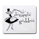 Domestic Goddess Large Mousepads Front