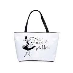 Domestic Goddess Shoulder Handbags