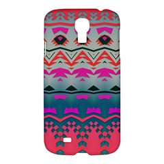 Waves And Other Shapes			samsung Galaxy S4 I9500/i9505 Hardshell Case by LalyLauraFLM