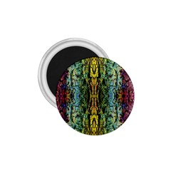 Abstract, Yellow Green, Purple, Tree Trunk 1 75  Magnets by Costasonlineshop
