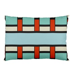 Vertical And Horizontal Rectangles			pillow Case