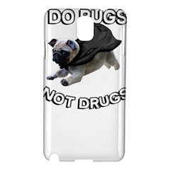 Do Pugs Samsung Galaxy Note 3 N9005 Hardshell Case by MooMoo