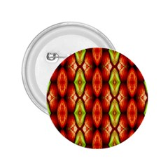 Melons Pattern Abstract 2 25  Buttons by Costasonlineshop