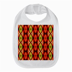 Melons Pattern Abstract Bib by Costasonlineshop