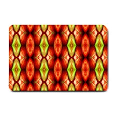 Melons Pattern Abstract Small Doormat  by Costasonlineshop