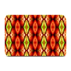 Melons Pattern Abstract Plate Mats by Costasonlineshop