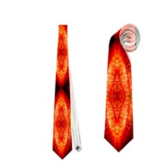 Melons Pattern Abstract Neckties (two Side)  by Costasonlineshop