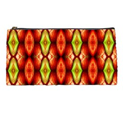 Melons Pattern Abstract Pencil Cases by Costasonlineshop