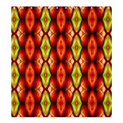 Melons Pattern Abstract Shower Curtain 66  X 72  (large)  by Costasonlineshop