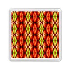 Melons Pattern Abstract Memory Card Reader (square)  by Costasonlineshop